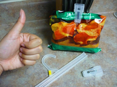 Make your own chip clips.