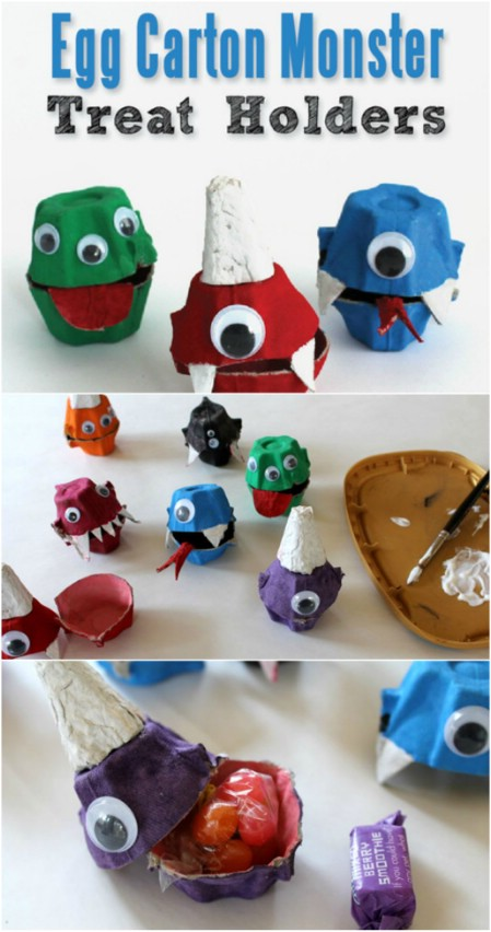 31 Fun And Easy Halloween Crafts For Kids Diy Crafts