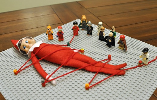 Attack of the Lego People