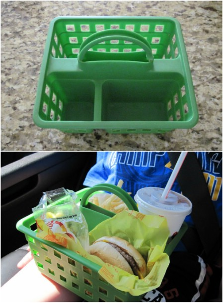 Easy Fast Food Organizer