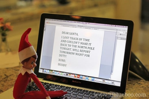 Email…or ElfMail
