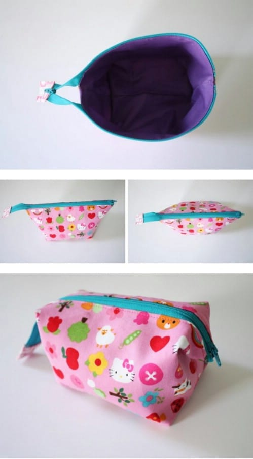 Waterproof Zippered Pouch