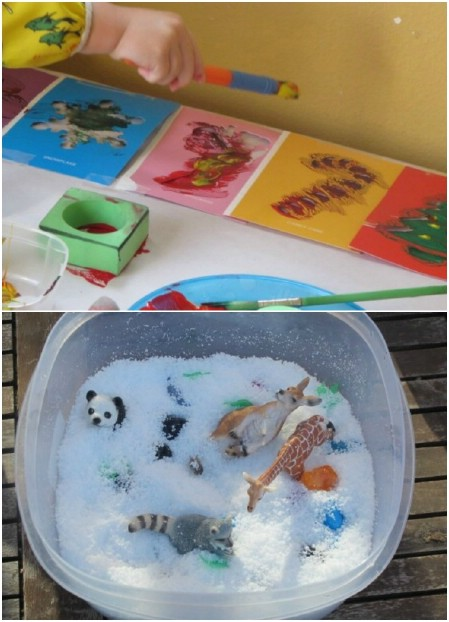 Sensory Play Ideas