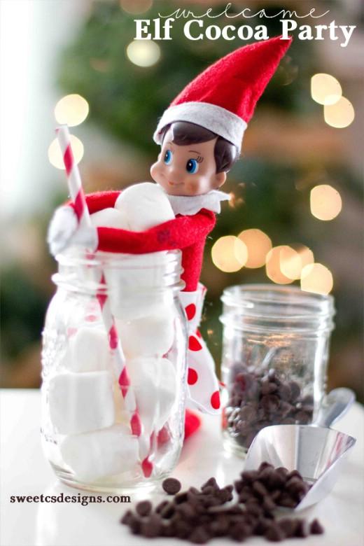 Elf Cocoa Party