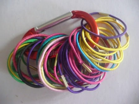Organize Ponytail Holders