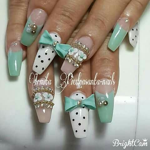 Posh, high-class nails