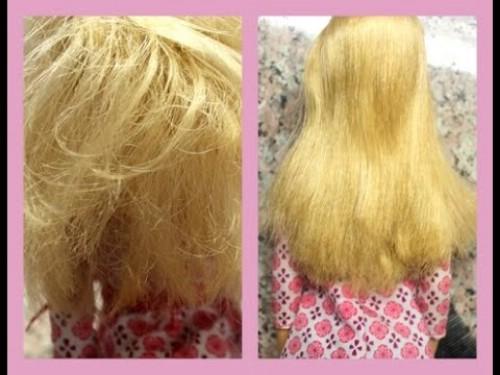 Doll Hair Fix