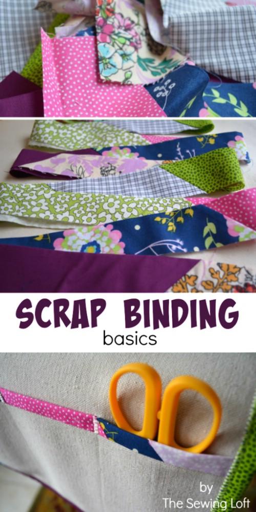 Scrap Binding