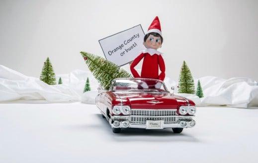 Elf Has Left the Building
