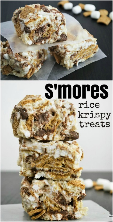 30 Amazingly Delicious Rice Krispie Treats Recipes For Some Yummy
