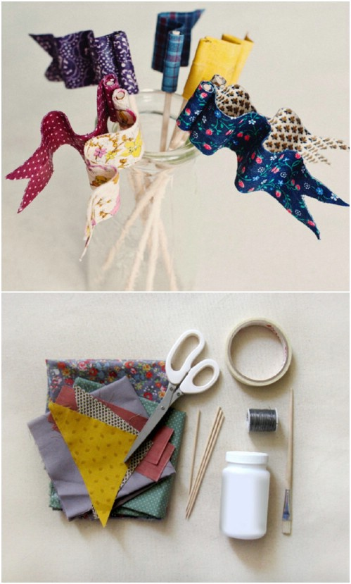 100 Brilliant Projects To Upcycle Leftover Fabric Scraps Diy Crafts