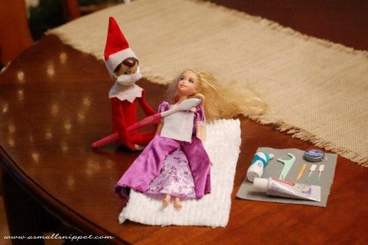 Having a Blast with Rapunzel