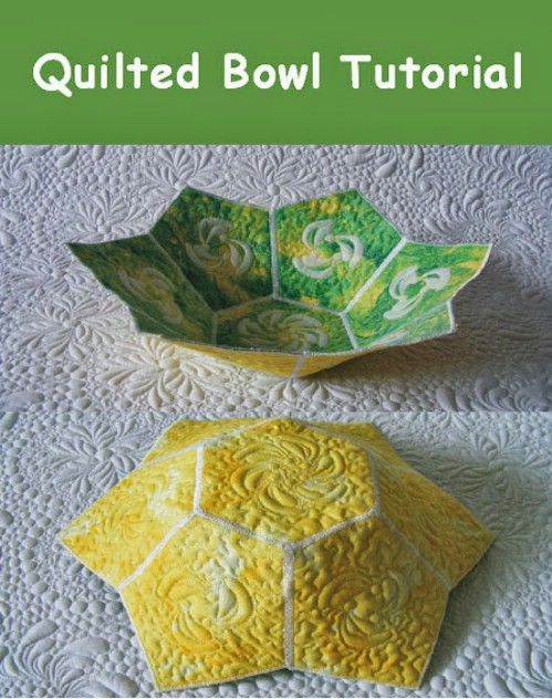Quilted Bowl