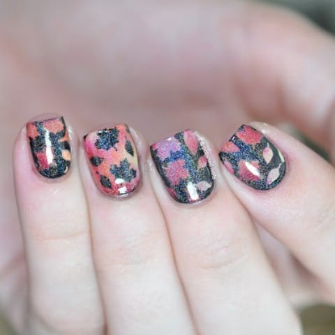 top 100 mostcreative acrylic nail art designs and