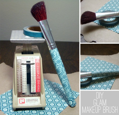Glam Makeup Brush