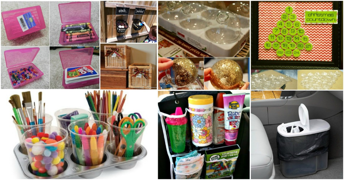 49 Amazing Dollar Store Hacks To Save Parents Time And Money Diy Crafts