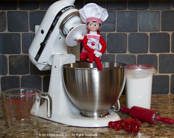 Cooking Elf