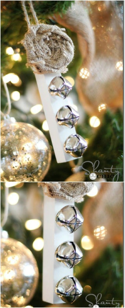 Jingle Bells Ornament
