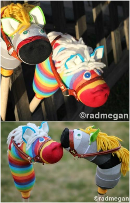 Sock Hobby Horse