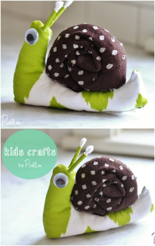 Sock Snail
