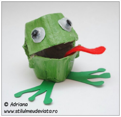 Adorable Frog Project