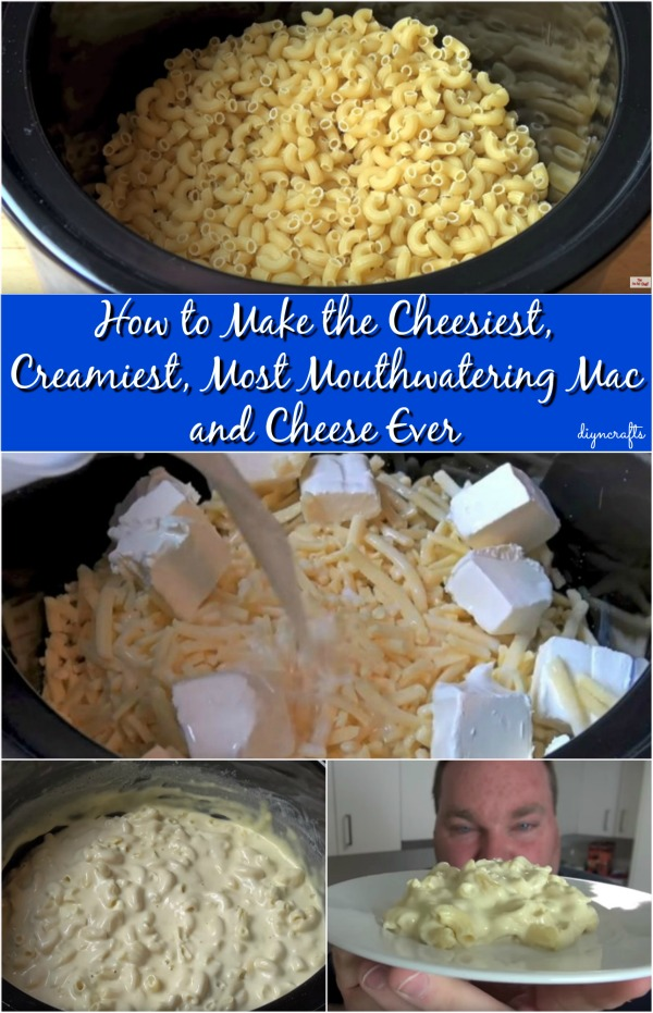 How to Make the Cheesiest, Creamiest, Most Mouthwatering Mac and Cheese Ever...