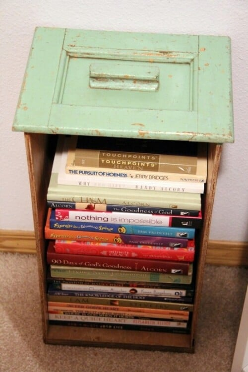 Drawer Bookcase