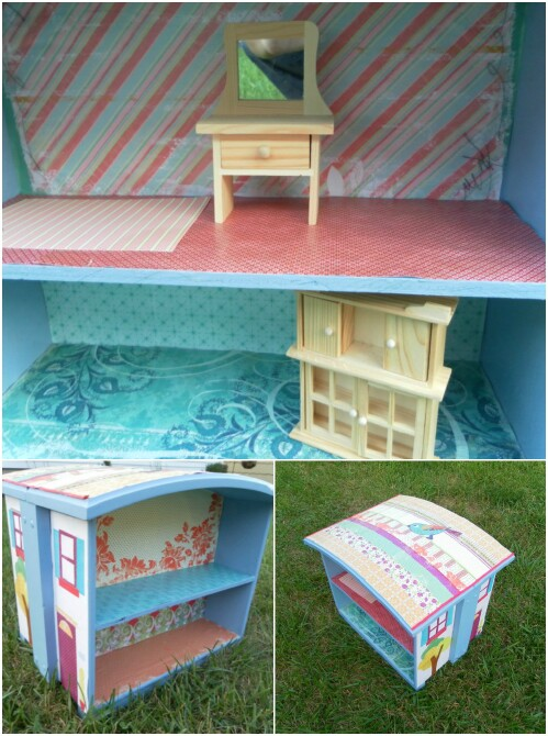 Drawer Dollhouse
