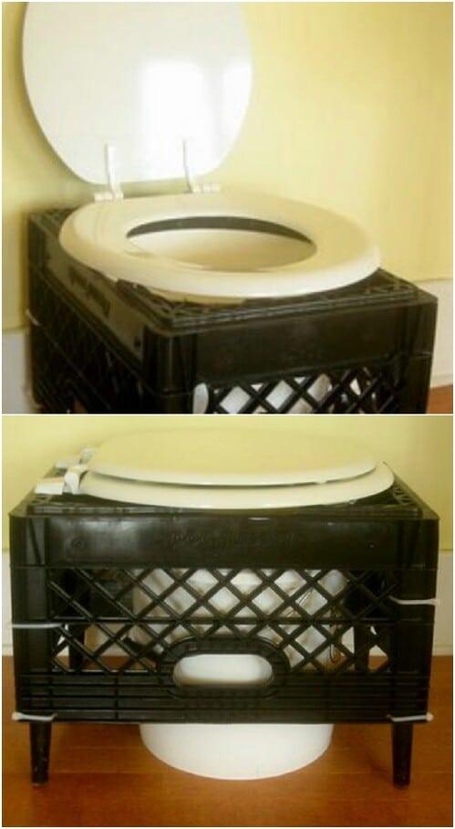 15. Camping Toilet