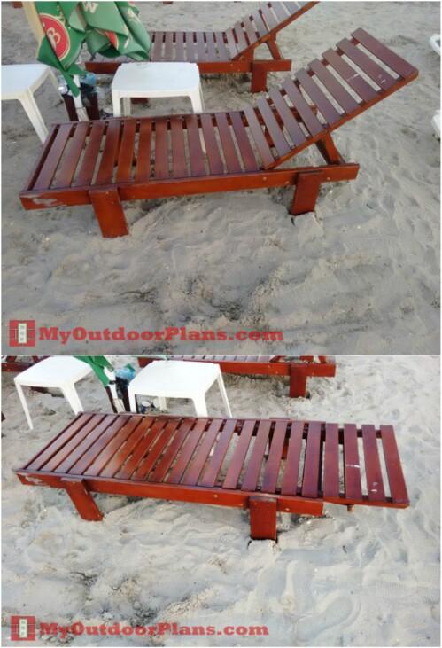 Fabulous 5 Elegant Sunbathing Loungers You Can Diy Free Plans Diy Inzonedesignstudio Interior Chair Design Inzonedesignstudiocom