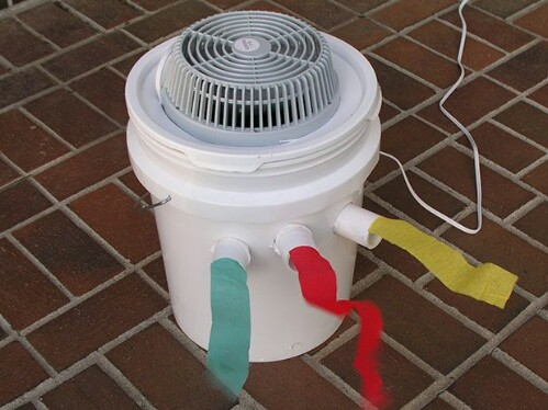54. Camping Air Conditioner