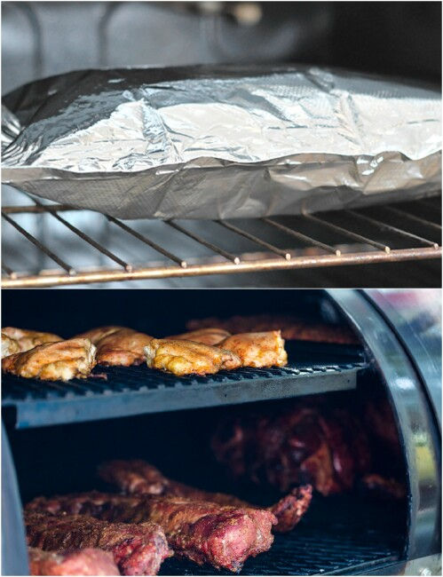 12. Turn your backyard grill into a smoker.