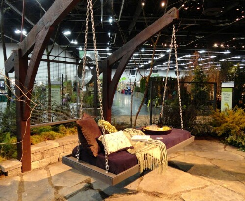 4. Patio Swing/Bed