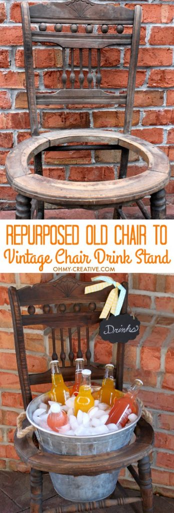 10. Make A Drink Stand