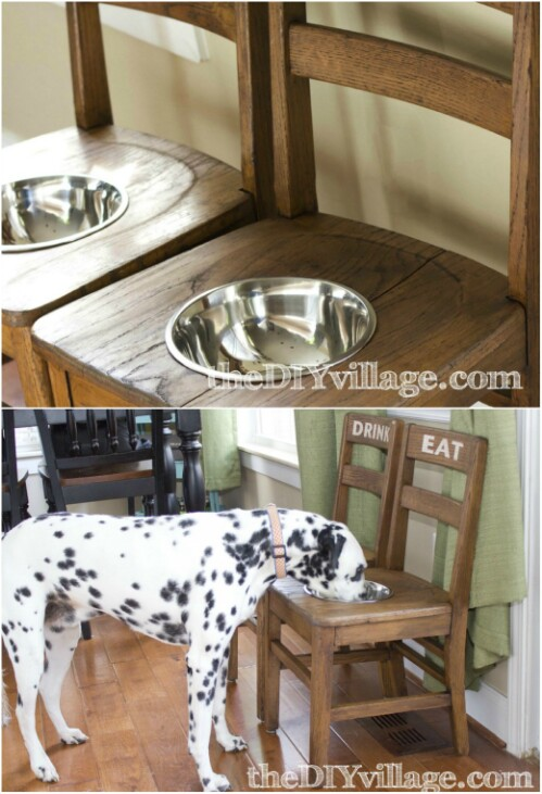 3. Create These Amazing Dog Feeders