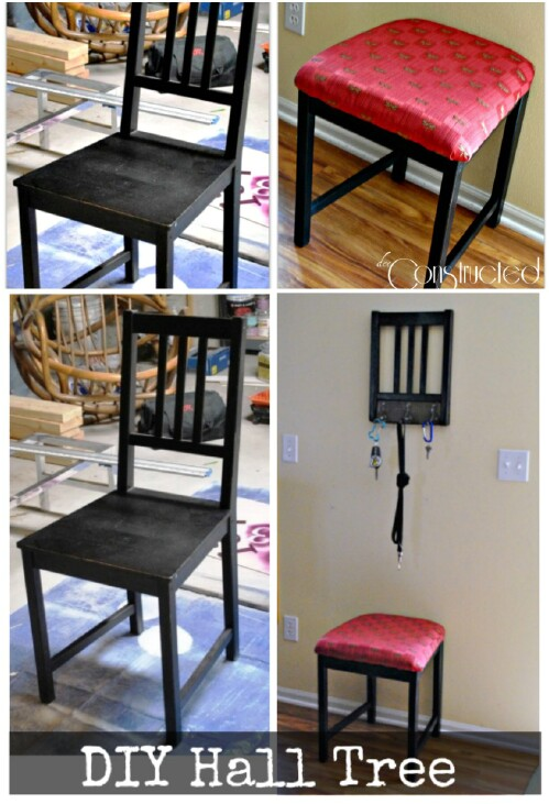 Fine 20 Brilliantly Creative Ways To Repurpose Old Chairs Diy Evergreenethics Interior Chair Design Evergreenethicsorg