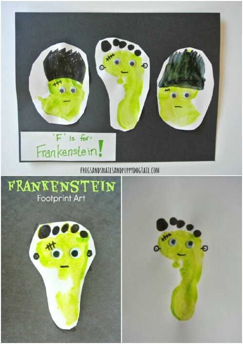 Frankenstein Footprint