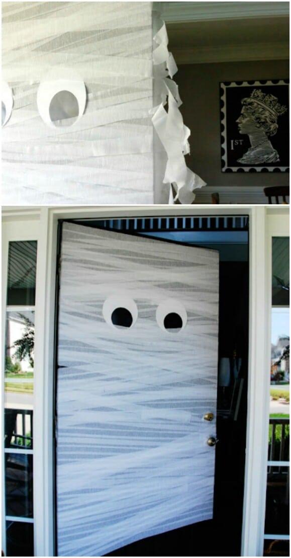 12. Mummy Door