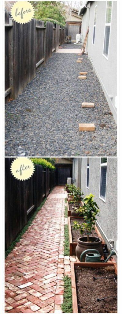 20 Incredibly Creative Ways To Reuse Old Bricks - DIY & Crafts on