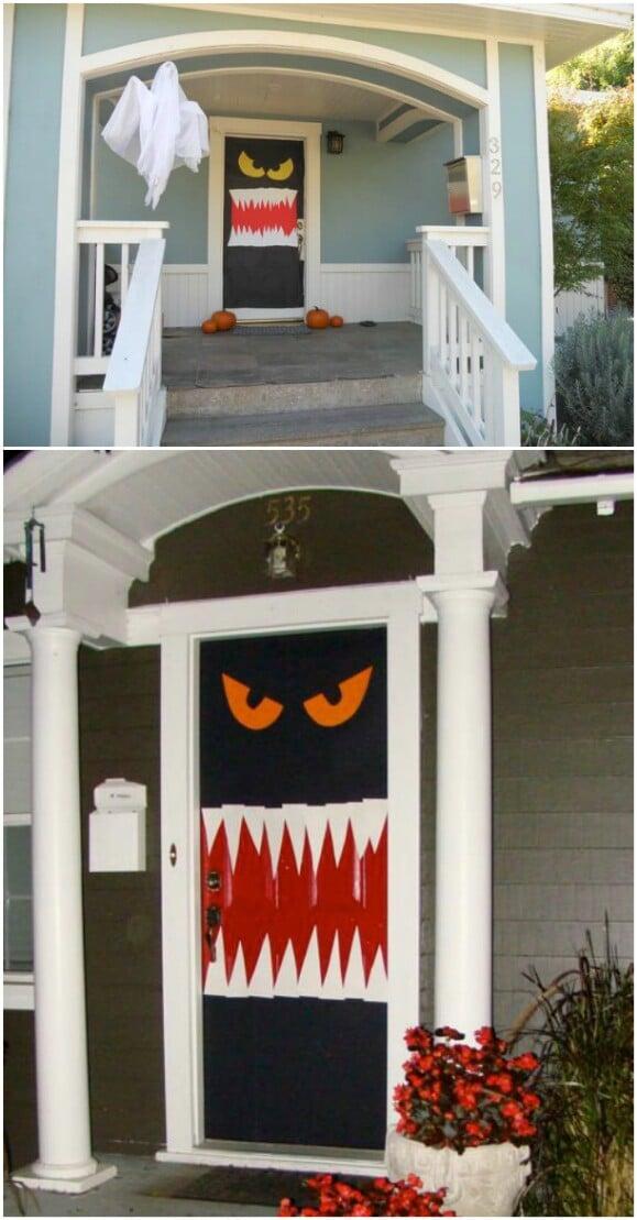 13. This Door Wants to Eat You