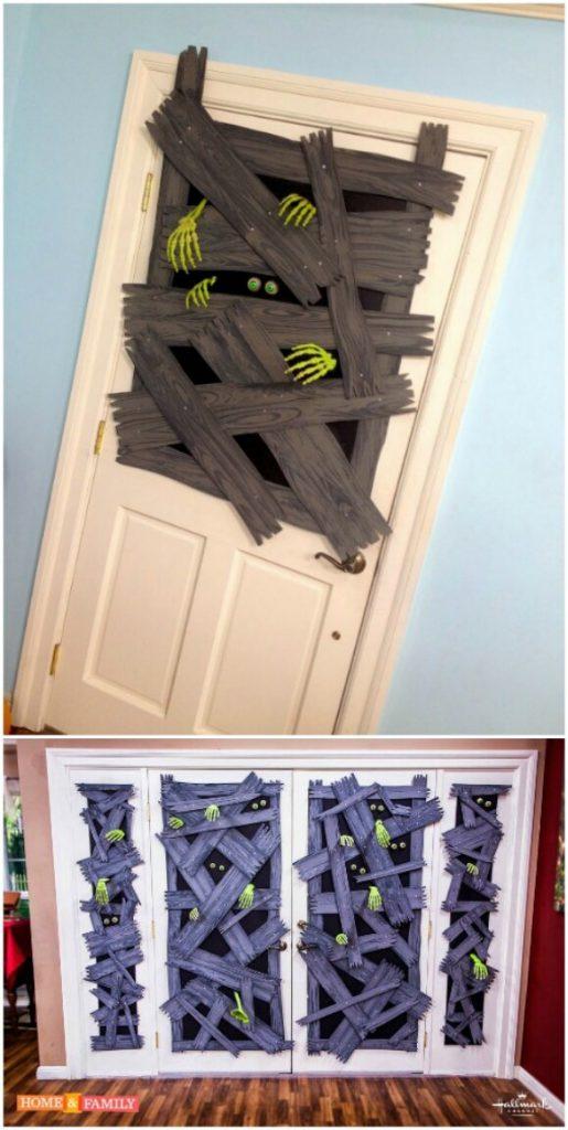 17. Zombie Apocalypse Door