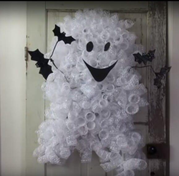 19. Ghost Wreath