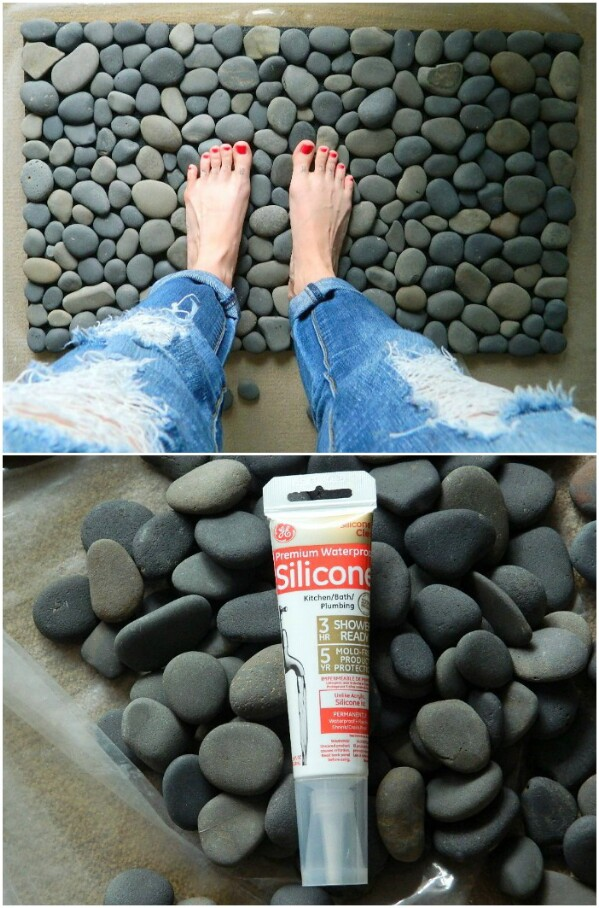 40 Gorgeous Diy Stone Rock And Pebble Crafts To Beautify