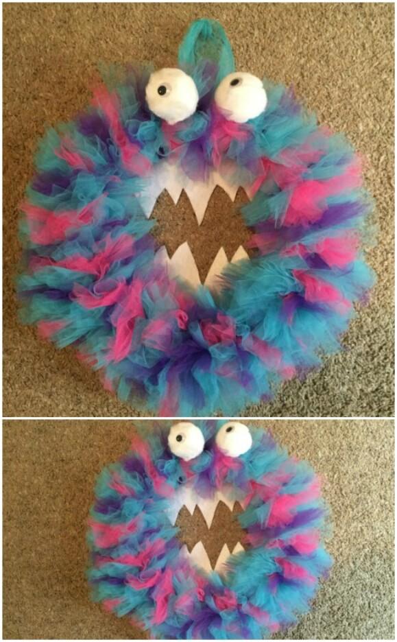 20. Googly Eyed Monster