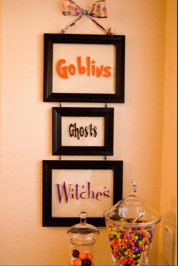 3. Halloween Frames