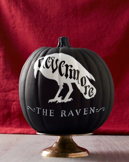 46. Nevermore Pumpkin
