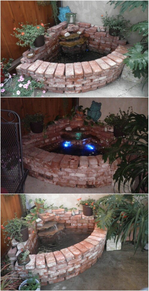 20 Incredibly Creative Ways To Reuse Old Bricks Diy Crafts