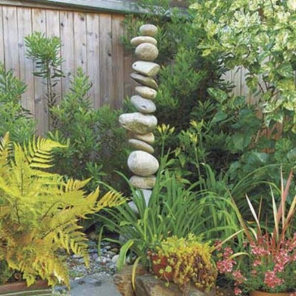 6. Stone Sculpture