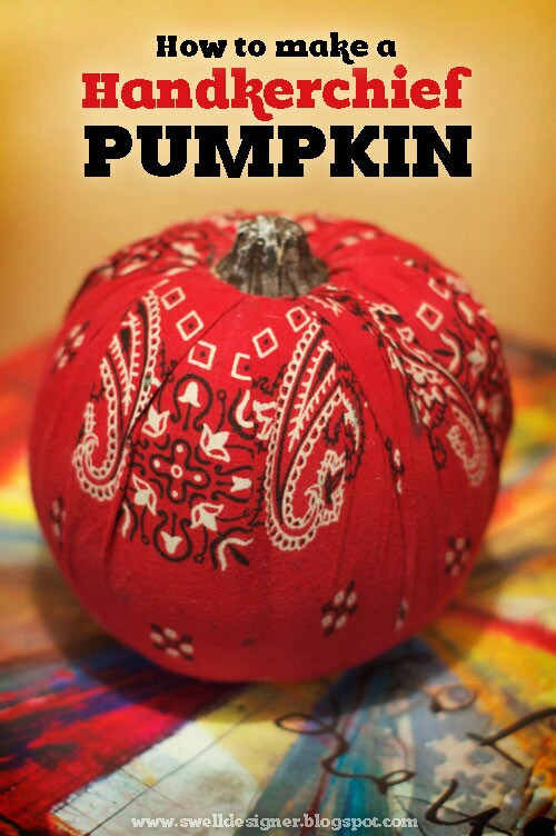 60. Handkerchief Pumpkin