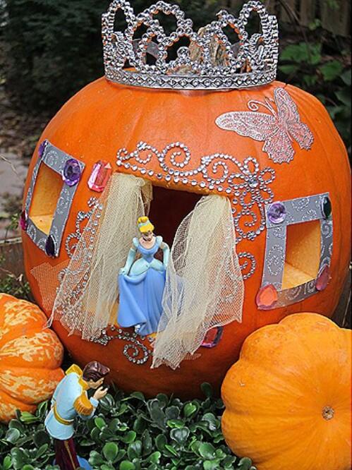 70. Cinderella Pumpkin